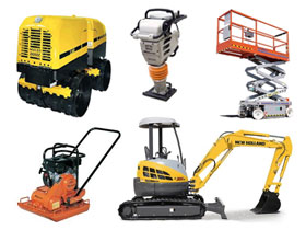 Forklift, boom lift, scissor lift, and aerial lift rentals in Central Kansas and Southern Nebraska