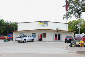 Visit our Salinas, KS store